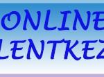 Online jelentkezés